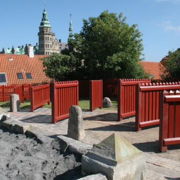 Playground at Kronborg Castle